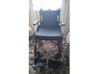 wheel chair mint con