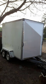 blueline trailer 8'x5'x6'high