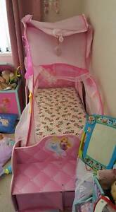 Disney Toddler Bed - Princess Redbank Plains Ipswich City Preview