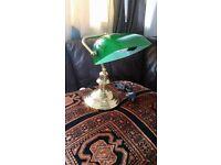 Very nice green lamp