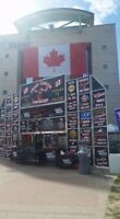 Bilingual cashiers needed for Ribfest