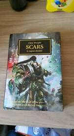 Horus Heresy Hard back novel Scares