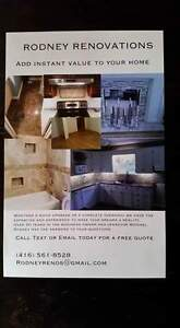 Rodney Renovations...for all your reno and maintenance needs. Peterborough Peterborough Area image 2