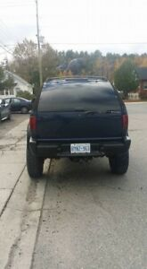 2002 Chevy blazer 4x4 lifted for trades