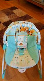 Finding Nemo baby and toddler chair