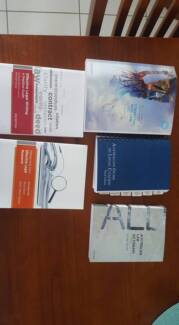 FIRST YEAR LAW TEXTBOOKS SOUTHERN CROSS UNIVERSITY