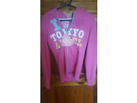 Tokyo angel hoody size 8 new with tags