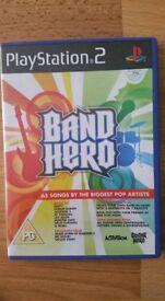 Band Hero PS2 game