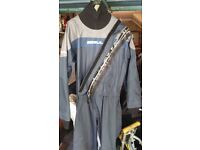 Gull Dry Suit and Thermal under suit
