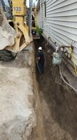Wet Basements & Cracked Foundations