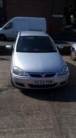 Very good condition .ideal for new driver and its got new mot