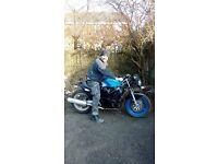 gsx 600f motorbike