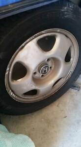 3 x Good condition Tyres Maylands Bayswater Area Preview