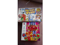 MB Mousetrap and Ker Plunk Games