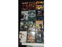 Over 256 dvds for sale