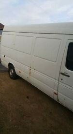 vw lt35 van mot july drives well 230 thousand miles on clock may px