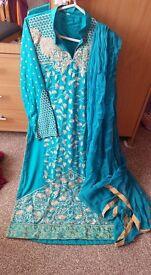 anarkali salwar kameez partywear dress wedding maxi cocktail sari lengha churidar indian