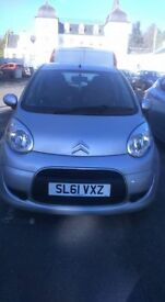 Bargain C1 Citroen in perfect condition with MOT
