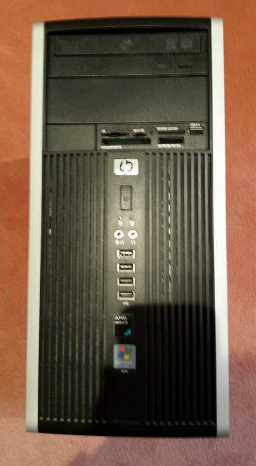 HP COMPAX TOWER UNIT
