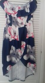 THIS IS A FAB DRESS SIZE 16 BRAND NEW BEAUTIFUL FOR MANY OCCASIONS