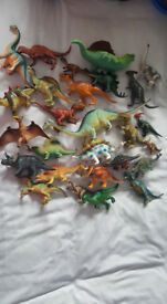 Massive collection of Dinosaurs