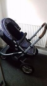 Mothercare pushchair Travel System