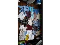 Baby boy bundle 0/3 3/6 months