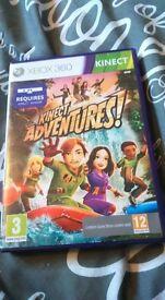 Xbox 360 knect adventure game