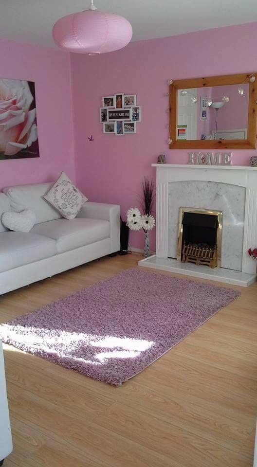 White faux leather 3 seater sofa