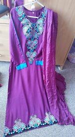 anarkali dress bollywood sari saree lengha churidar wedding partywear summer maxi dress abaya salwar