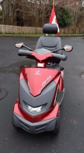 2015 Heartway  Monarch Royale Electric Scooter