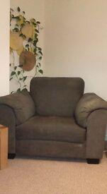 Big Comfy Armchair