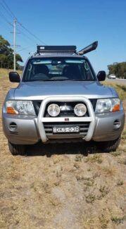 2004 Mitsubishi Pajero- Auto Anna Bay Port Stephens Area Preview