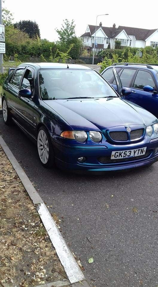 Mg Zs 180 Typhoon 26 Of 40