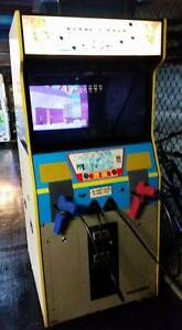 Arcade sega virtua cop original cabinet Brisbane City Brisbane North West Preview