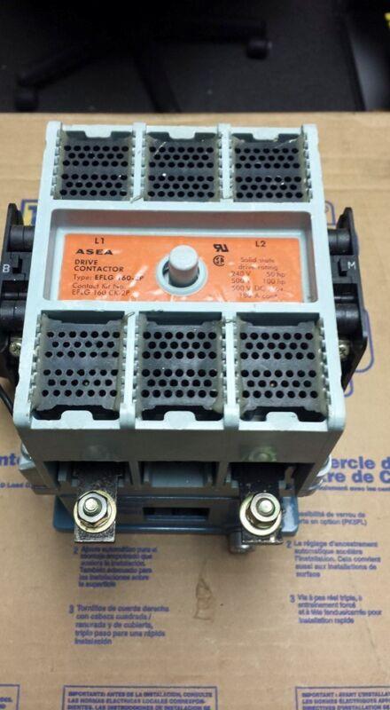 ASEA BROWN BOVERI EFLG160-G20R CONTACTOR   B66