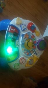 Baby  Einstein  sit and stand table