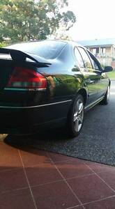 2004 Ford Futura Sedan Dungog Area Preview