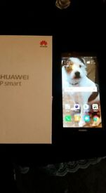 HUAWEI P SMART UN LOCKED TO ALL NETWORKS