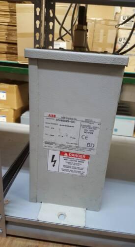 ABB IC485D25-EDI POWER FACTOR CAPACITOR 25kVAR 3PH 60Hz  W225