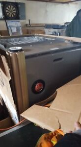 Rheem 95,000 btu gas furnace still in box