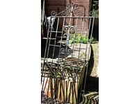 Wrought Iron Gate Second Hand