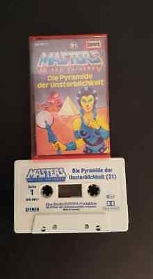 "Masters of the Universe / He Man / Motu  ""Folge Nr . 31"" MC"