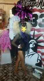 U 12 dance costume