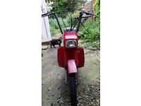 Puch Mini Maxi with tuning parts fitted