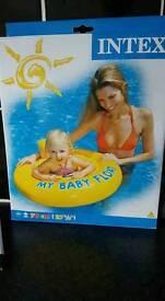 Brand new Baby float