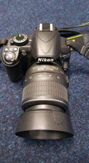 Nikon D3100 Huonville Huon Valley Preview