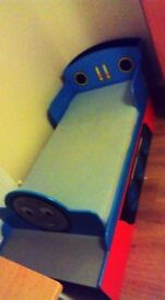 Thomas toddler bed with mattress