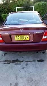 1999 Mazda 323 Sedan Beresfield Newcastle Area Preview