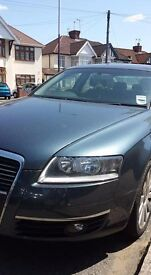Audi A6 2.0TDI, MOT, 08 registration is a good driving car, full leather chairs